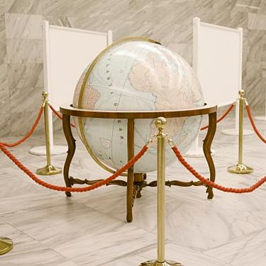 150 éves a földgömb, amelynek mása Orbán Viktor irodájában áll